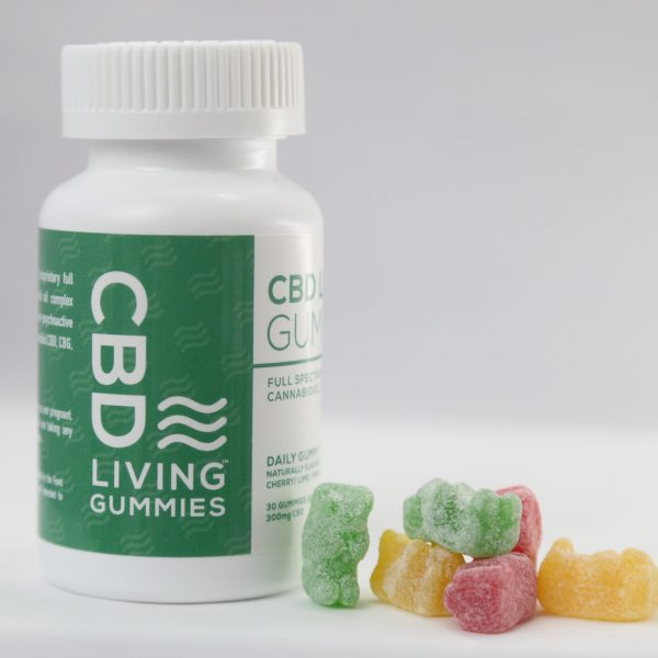 Buy CBD Living Gummies Edibles