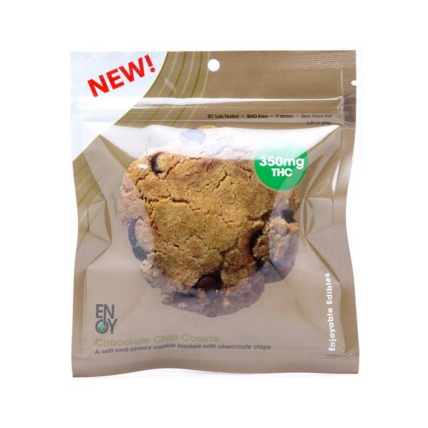 Chocolate Chip Cookie Enjoyable Edibles